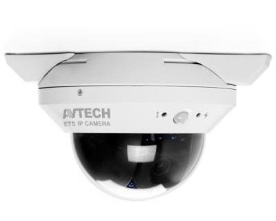avtech avm 328b ip hd dome kamera